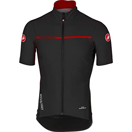 Amazon.com   Castelli 2017 Men s Perfetto Light Short Sleeve Cycling ... 1cfafe731