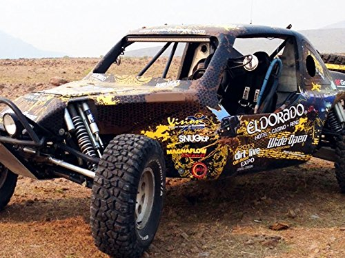 Desert Racing in a Rented Off-Road Race Buggy! (Off Road Race Buggies)