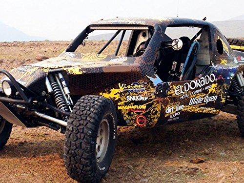 Desert Racing in a Rented Off-Road Race Buggy! (Road Buggies Race Off)
