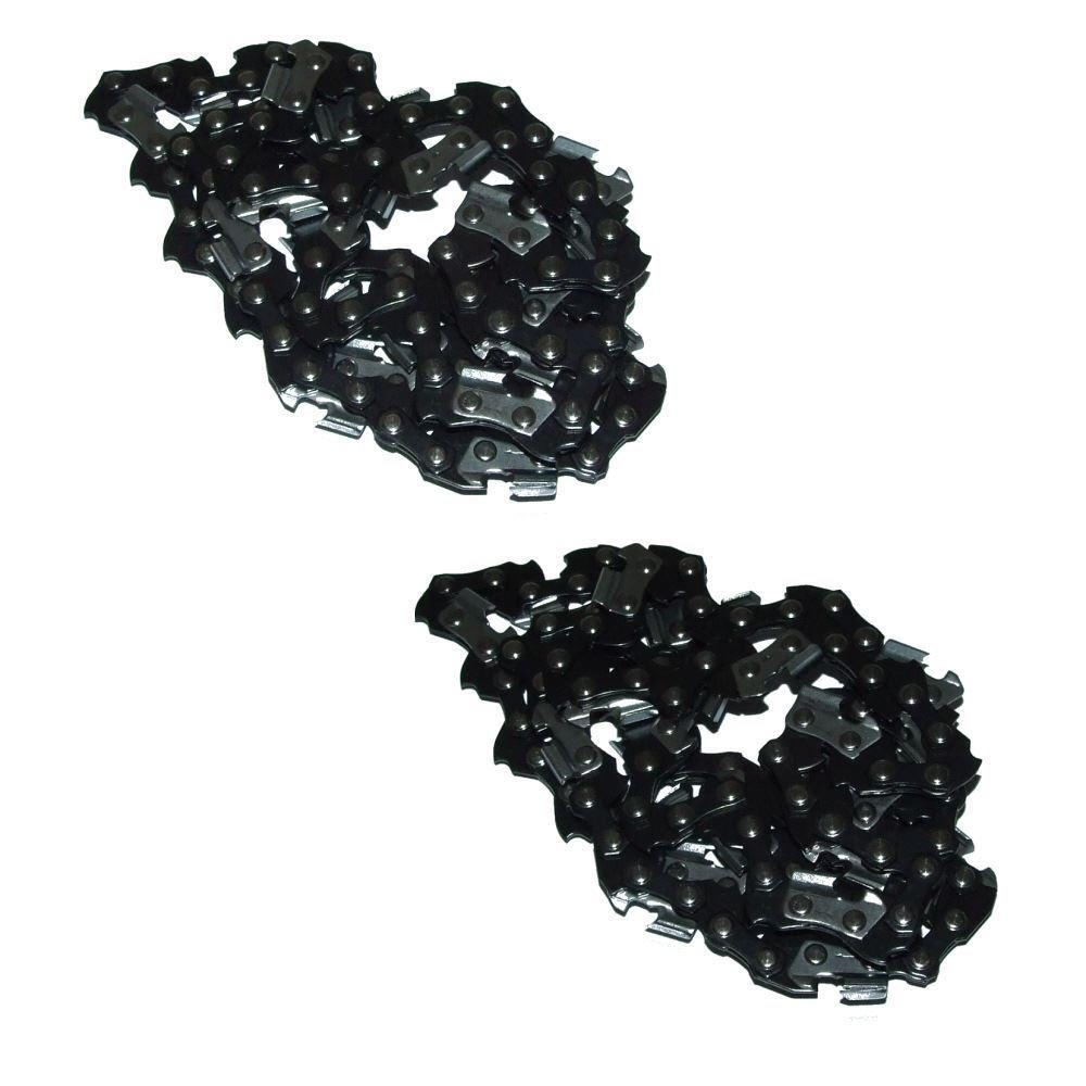 """2 x Archer Chainsaw Saw Chain Fits Ryobi RCS3540 16/"""""""