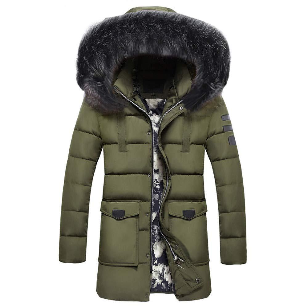 MAYOGO Jacke Bergsteigen Winter Baumwoll Mantel mit Kapuzen