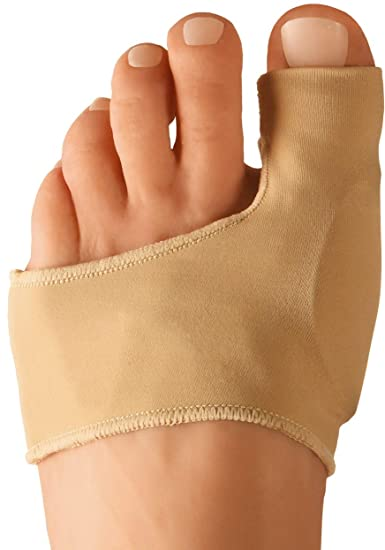 Dr. Fredericks Original Bunion Sleeves - 2 Pieces - Bootie Bunion Cushions - Gel Pad