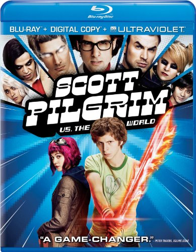 Scott Pilgrim vs. The World [Blu-ray] (Best Graphic Novel Review Sites)