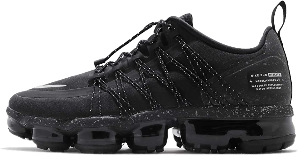 Nike Air Vapormax Run Utility Mens Aq8810 003 Size 11