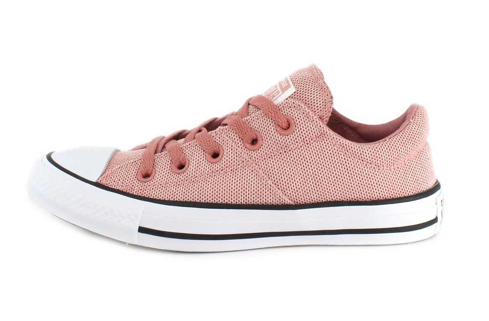 Converse Womens Chuck Taylor All Star Madison-Ox Low-Top Sneaker B078NG2JW7 7 B(M) US|Rusk Pink/Storm Pink