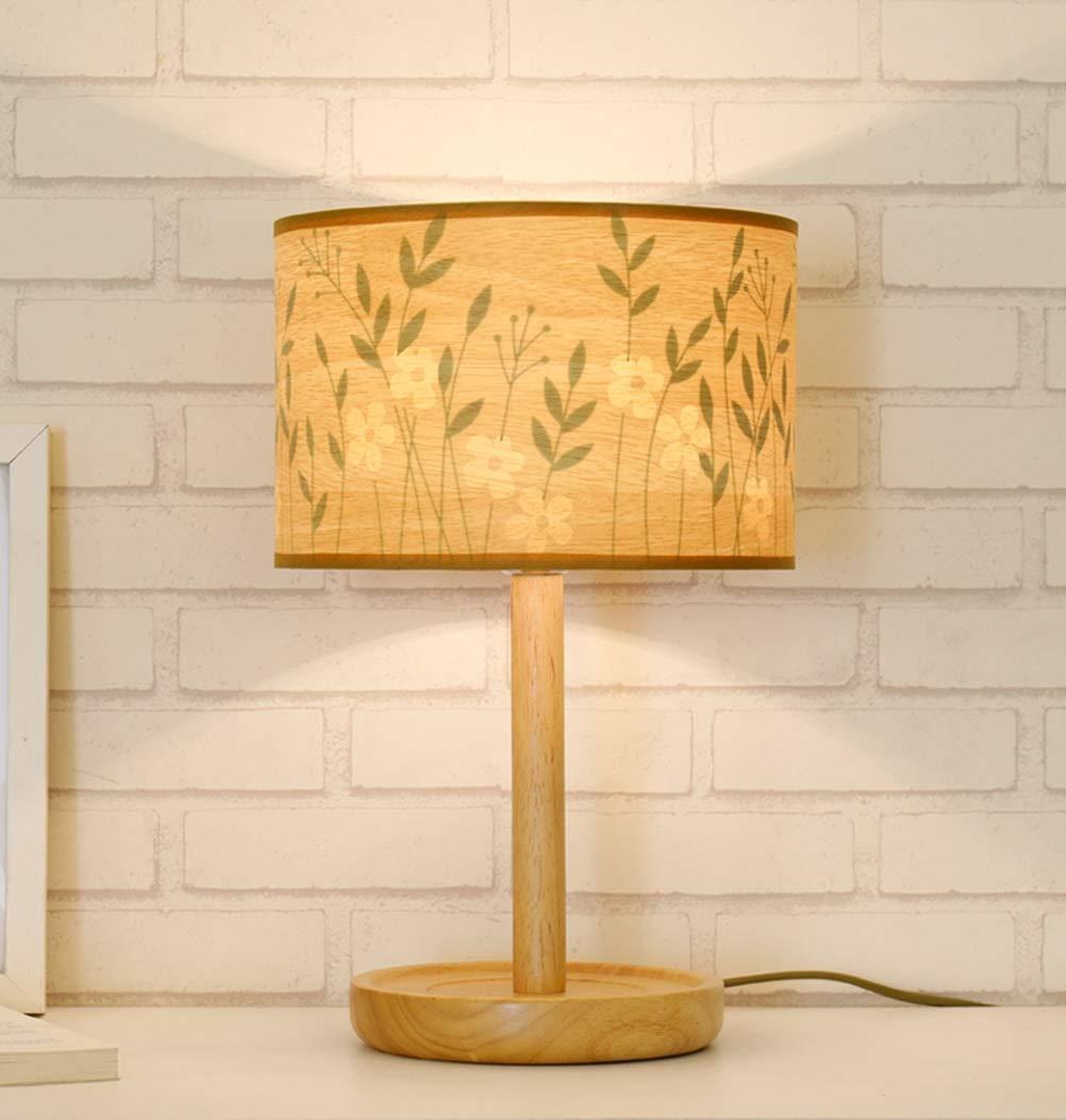 THOR-YAN Lámpara de Mesa Lámpara de Mesa Pequeña IKEA Dormitorio ...