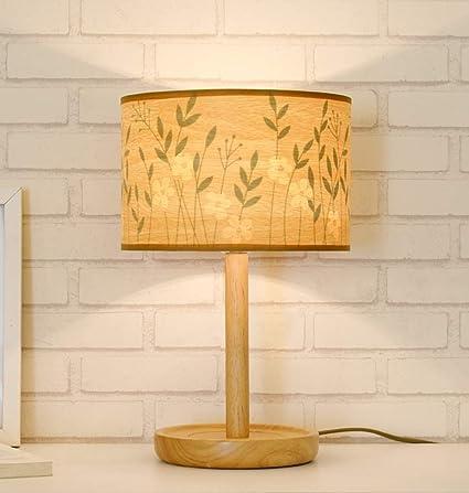 HARDY-YI Lámpara de mesa Lámpara de mesa Pequeña IKEA ...