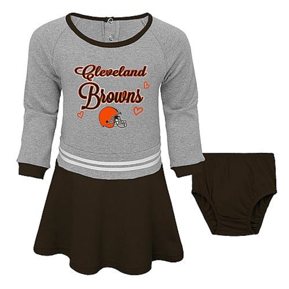 e9bcc29d Amazon.com: Toddler Girls Cleveland Browns Dress & Bloomers Size 3T ...