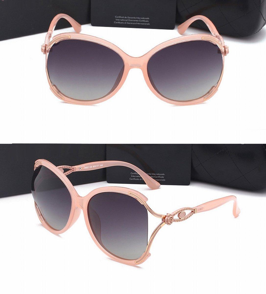 Las Señoras Ocultan Las Gafas de Sol Polarizadas Gafas de ...