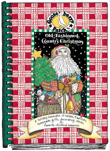 Old-Fashioned Country Christmas Cookbook