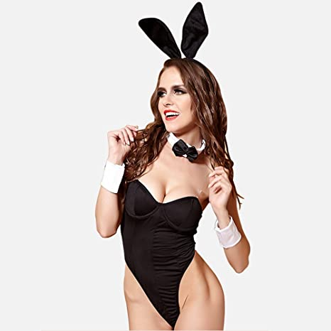 Amazon.com : Lingerie For Women Sexy Bunny Lingerie Bunny ...