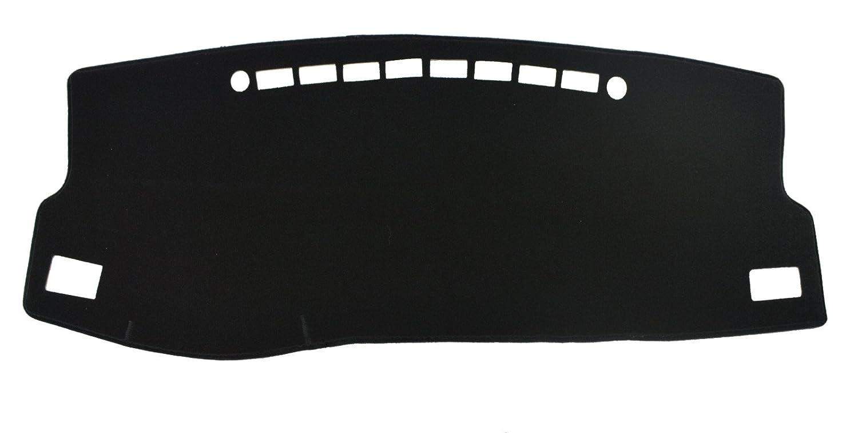 AutofitPro Custom Fit Dashboard Black Center Console Cover Dash Mat Protector Sunshield Cover for 2014 2015 2016 2017 2018 2019 Toyota Corolla