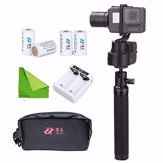 4 opinioni per EACHSHOT® Z1-Rider M WG Wearable 3 assi Brussless fotocamera Gimbal