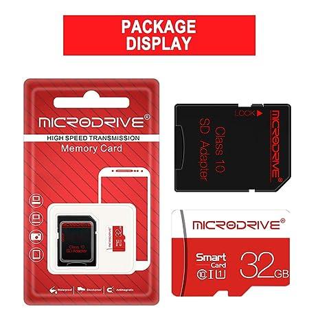 Tarjeta Microsd de 64 GB, Tarjeta de memoria Tarjeta TF ...