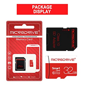ZENG Tarjeta Microsd de 64 GB, Tarjeta de Memoria Tarjeta TF ...