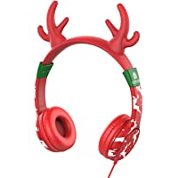 iClever HS03-ZB On-Ear 3.5mm Wired Headphones for Kids