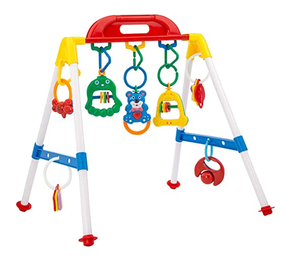 Kiditos Baby Activity Rattle Play Gym Infant Music Play Toy