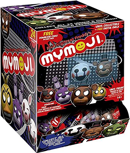 Funko Five Nights at Freddy's Mymoji Mini-Figures Set of 24 -