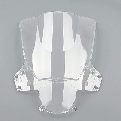 Areyourshop Windshield WindScreen Double Bubble For Honda CBR250R 2010-2013 MC41