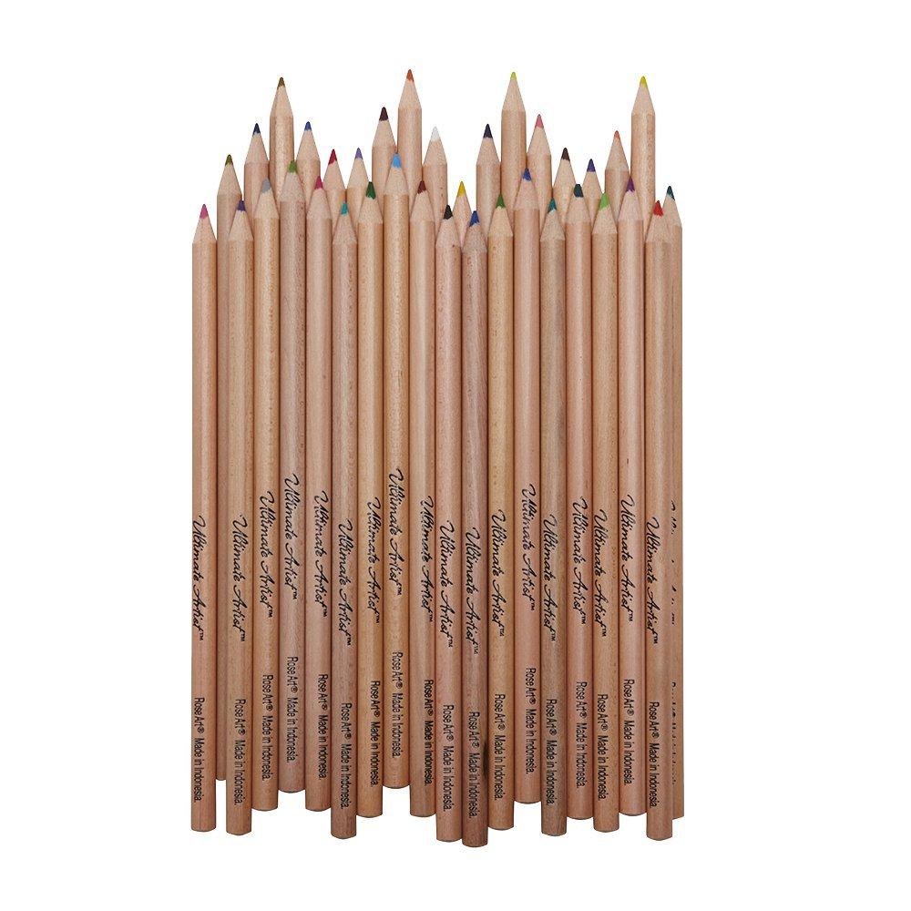 RoseArt Ultimate Artist Colored Pencils 36 count Mattel FCB29