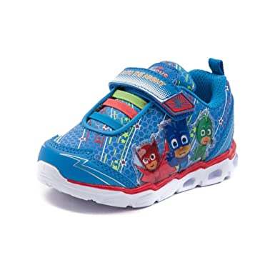 PJ Masks Boys Light Up Sneakers (5)