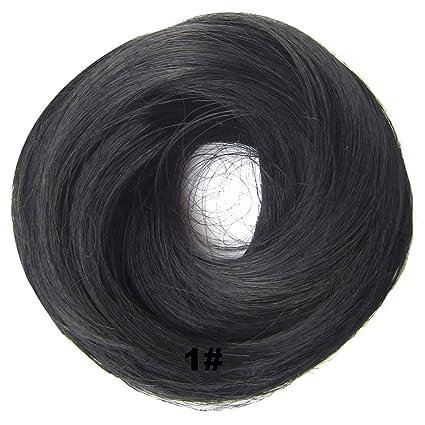 Cinta para el pelo PrettyWit, con diseño de extensiones de pelo ondulado