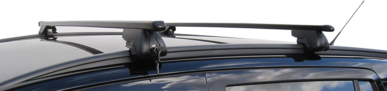 M-Way CON CERRADURA ALUMINIO Baca coche barras de carril para encajar Opel Insignia Tourer
