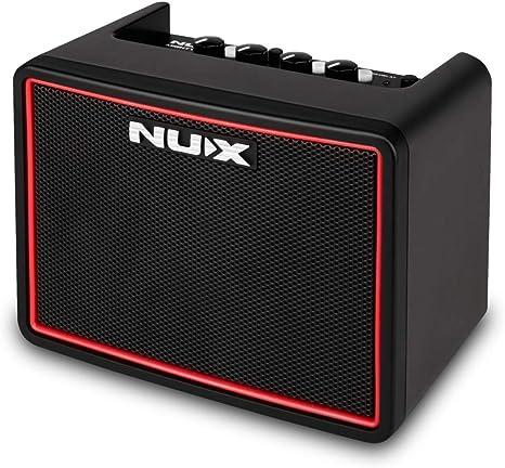 NUX Mighty Lite BT Mini amplificador de guitarra portátil con Bluetooth: Amazon.es: Instrumentos musicales