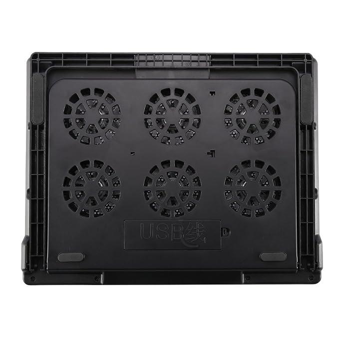 Hongyans Base de Refrigerador para Ordenador Portátil: Amazon.es: Electrónica