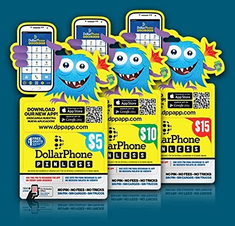 Amazon.com: $10 DollarPhone Prepaid Phone Calling Cards ...