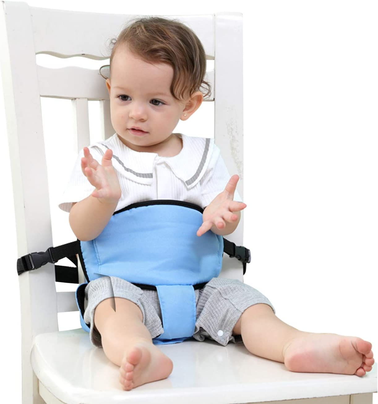 HIFOT Baby Easy Seat Portable High Chair Safety Harness