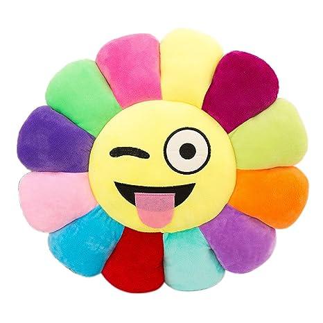 Amazon.com: mlotus Creative Emoji las niñas niños clóset ...