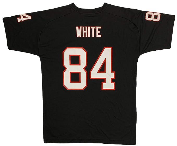 wholesale dealer 14879 acd2c Amazon.com: Roddy White Atlanta Falcons #84 Black ...