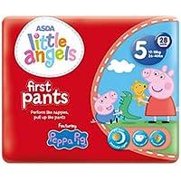 ASDA Little Angels Peppa Pig - Pantalón corto
