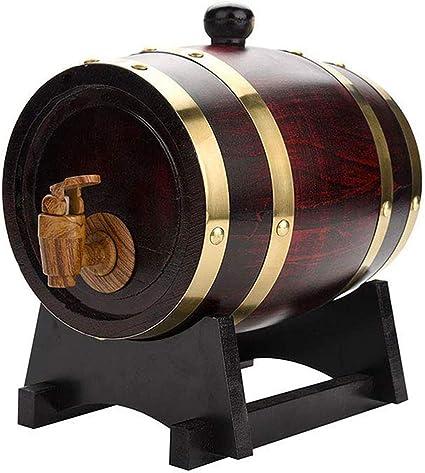 Barriles de Vino de 3 litros, dispensador de Barril de Whisky ...