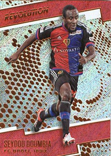 fan products of 2017 Panini Revolution #58 Seydou Doumbia FC Basel 1893 Soccer Card