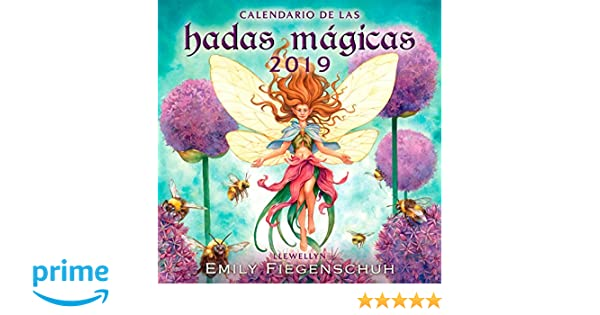 Calendario de las Hadas mágicas 2019 (AGENDAS): Amazon.es ...