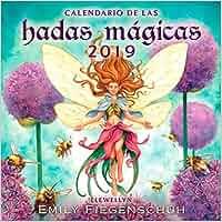 Calendario de las Hadas mágicas 2019 (AGENDAS): Amazon.es ...