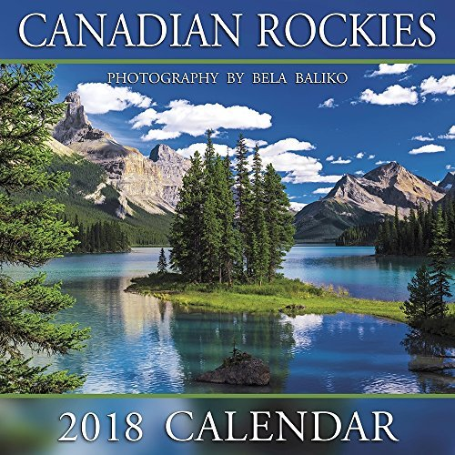 "2018 Baliko Spirit Island 12""x12"" Wall Calendars ePub fb2 book"