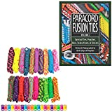 core 2 accesories - KIDS EDITION Paracord Planet Combo Crafting Kit - Buckles and How-To Book Included - Big Neon - ADVANCED
