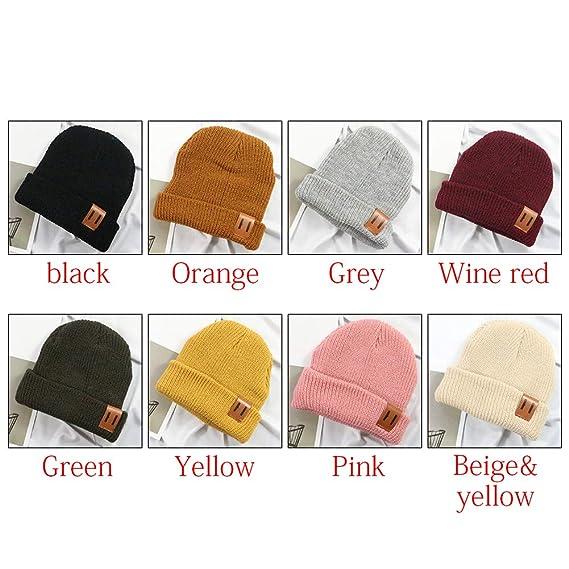 3fd67d56762 Woopower Grey Baby Beanies Hats