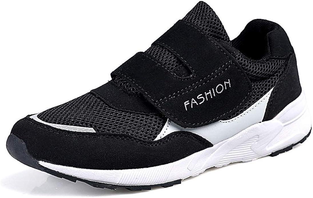Non-Slip Hook \u0026 Loop Sneakers