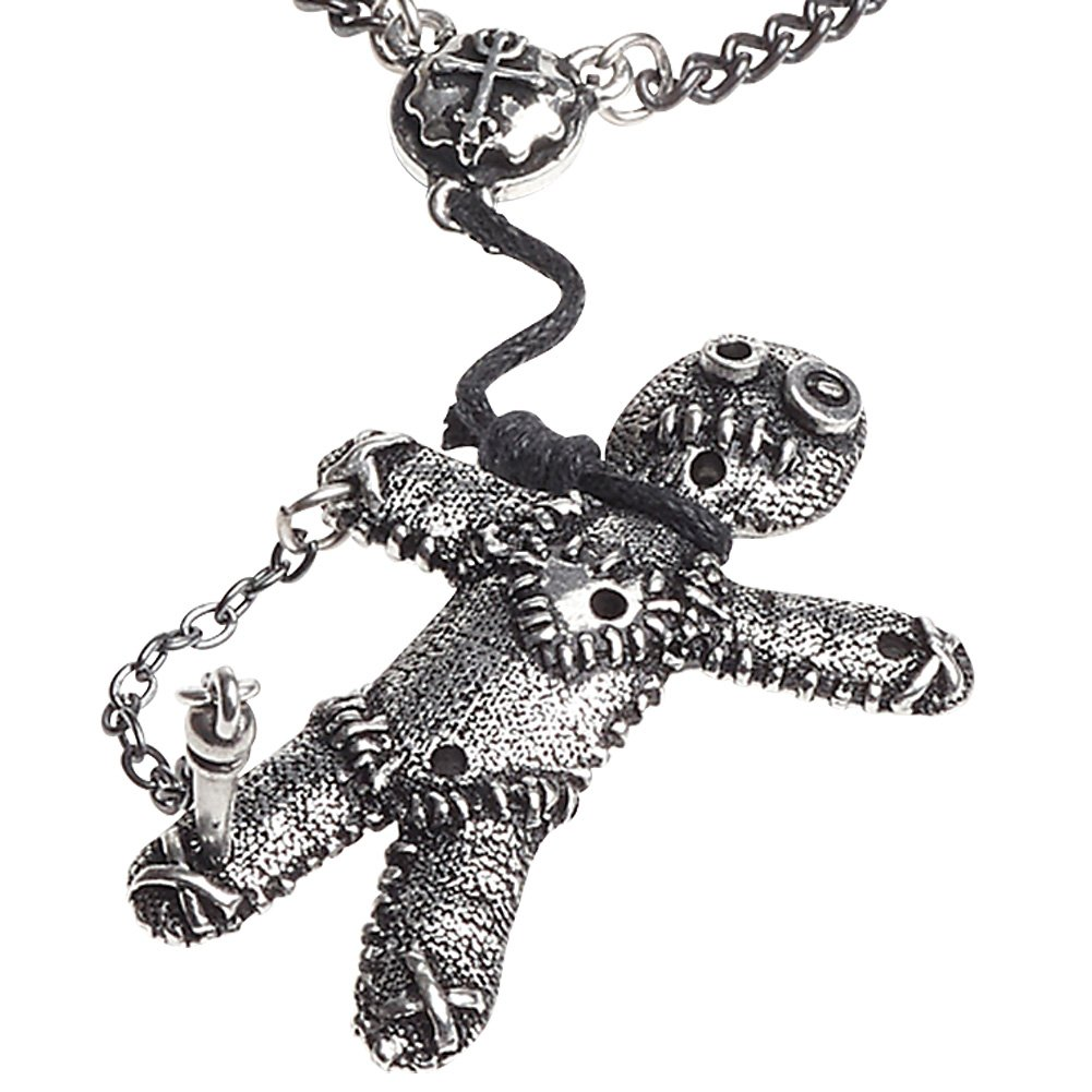 Alchemy of England Voodoo Doll Pendant