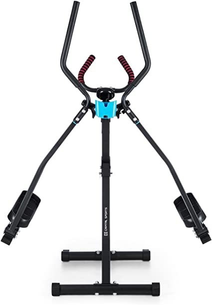 Capital Sports Crosswalker Caminador elíptico (elíptica para ...