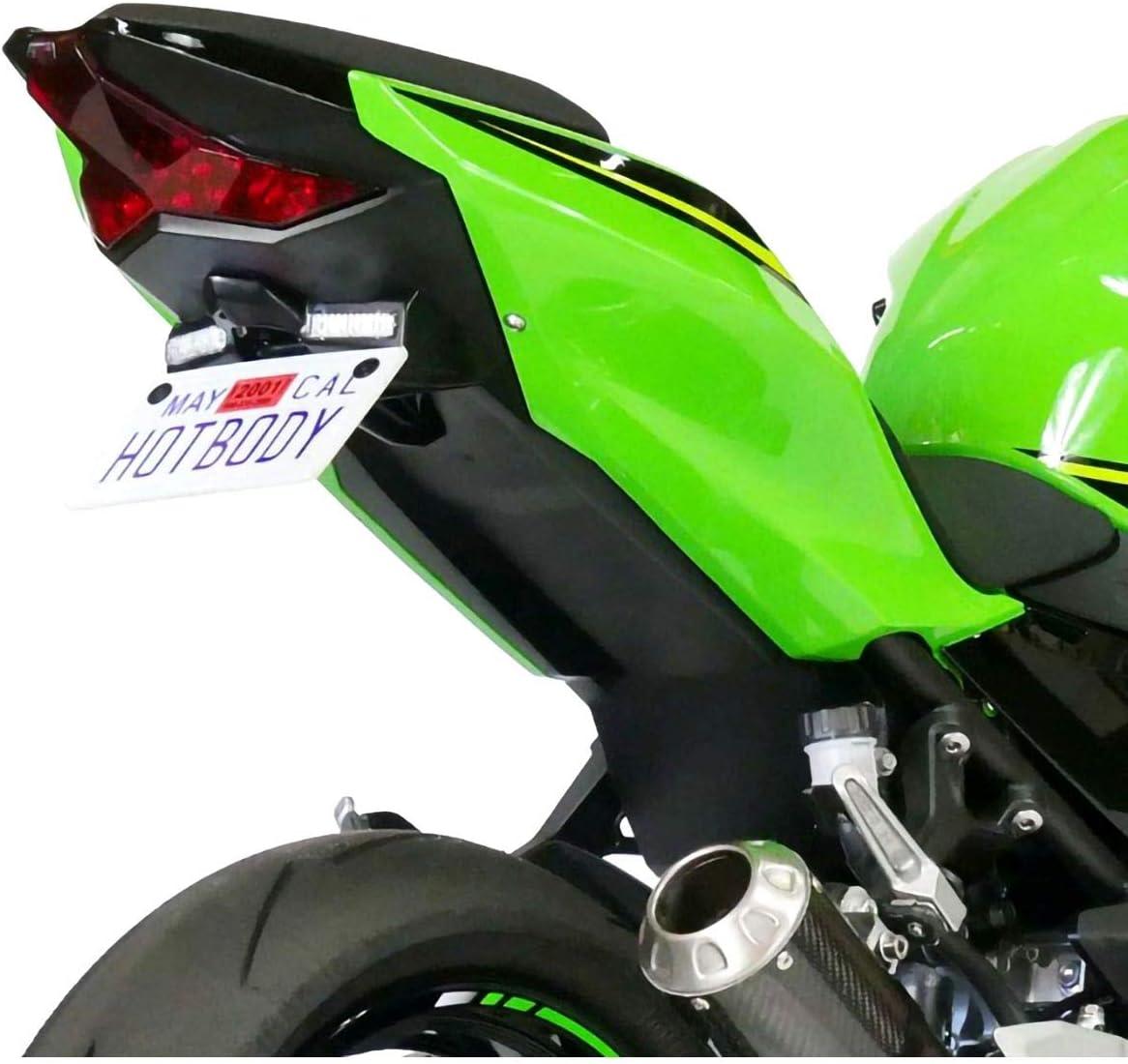 Hotbodies Racing 18-19 Kawasaki EX400ABS TAG Fender Eliminator Kit