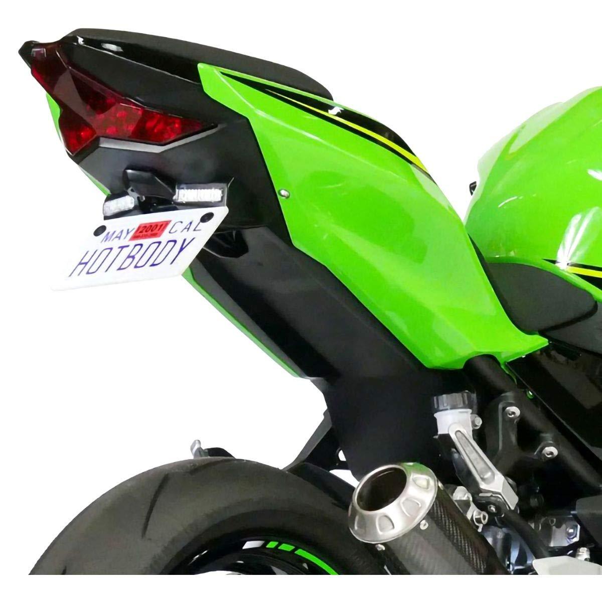Hotbodies Racing 18-20 Kawasaki EX400ABS TAG Fender Eliminator Kit