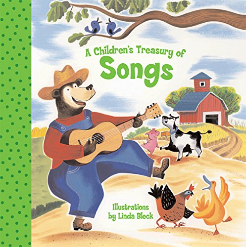 Childrens Treasury Songs Linda Bleck product image