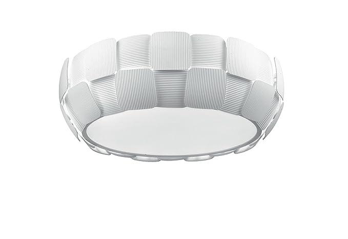 Straordinario lampada da soffitto in bianco e max watt