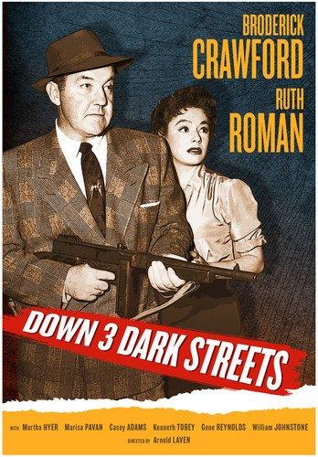 DVD : Down Three Dark Streets (DVD)