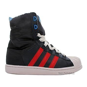 adidas Superstar - Botines K (G62404) - azul oscuro, EU 33: Amazon.es: Deportes y aire libre
